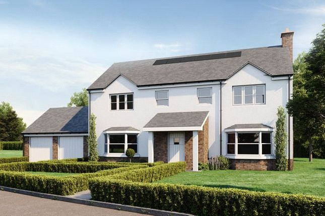 Thumbnail Detached house for sale in Lea, Ross-On-Wye, Herefordshire