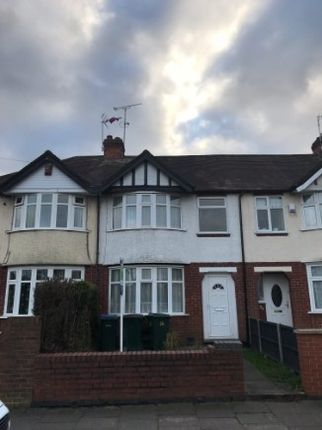 Thumbnail Terraced house to rent in Meredith Road, Wyken, Coventry