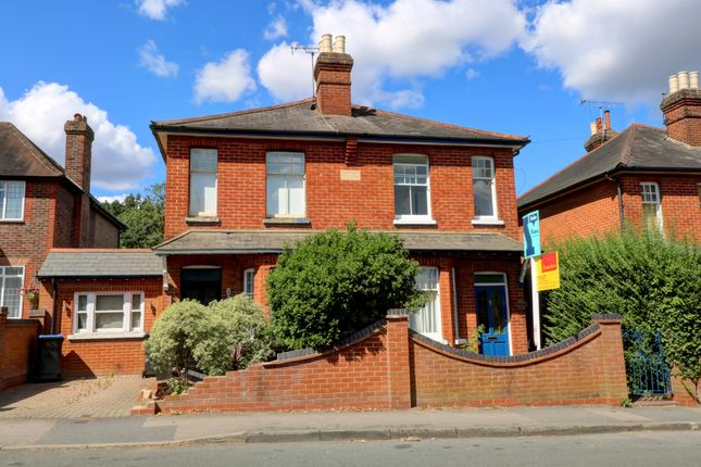 Thumbnail Terraced house for sale in Wych Hill, Hook Heath, Woking