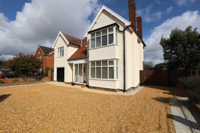 Thumbnail Detached house for sale in Church Road, Hale