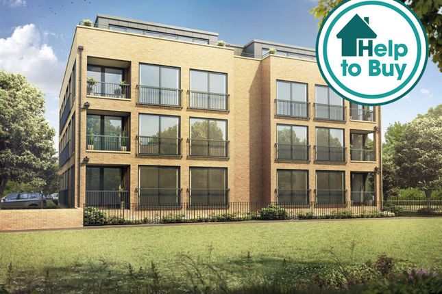 Thumbnail Flat for sale in The Gladiator, St. Andrew's Park, Uxbridge