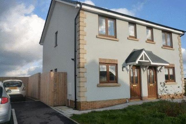 Thumbnail Semi-detached house to rent in Station Road, Letterston, Haverfordwest