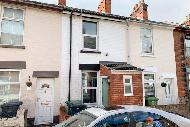 Thumbnail Terraced house to rent in Cobholm Road, Great Yarmouth