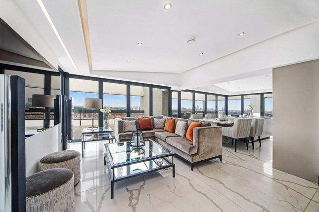 Thumbnail Flat for sale in Burwood Place, Hyde Park Estate