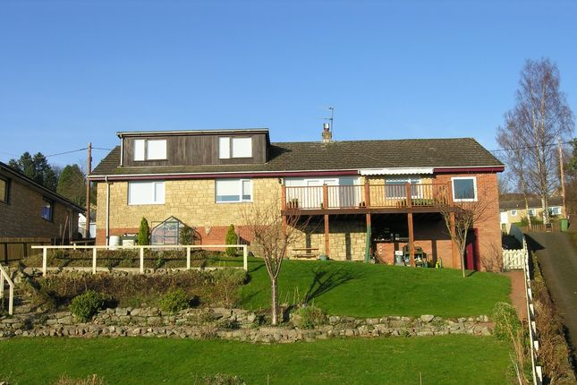 Thumbnail Detached bungalow for sale in Rothbury, Morpeth
