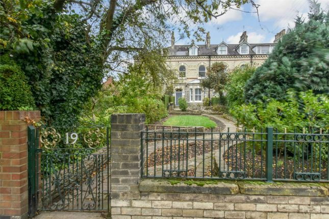 Thumbnail Terraced house for sale in Wigginton Road, York