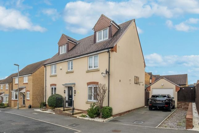 Thumbnail Detached house for sale in Raleigh Road, Yeovil
