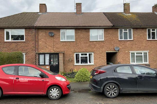Thumbnail Terraced house for sale in Boundary Crescent, Stony Stratford, Milton Keynes