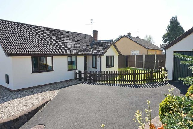 Thumbnail Detached bungalow for sale in Westleigh, Tiverton