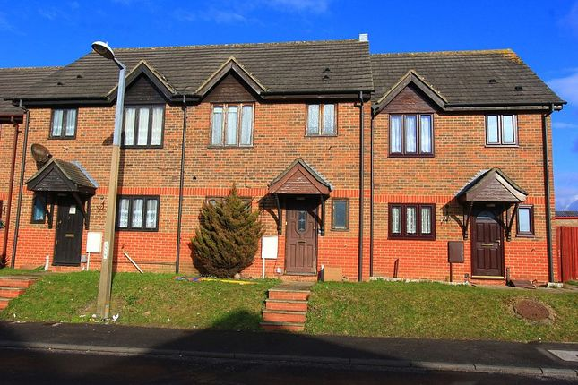 Thumbnail Terraced house for sale in Pegrams Court, Pegrams Road, Harlow, Essex