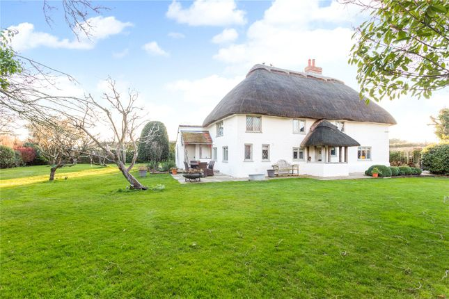 Thumbnail Detached house for sale in Piggery Hall Lane, West Wittering, Chichester, West Sussex