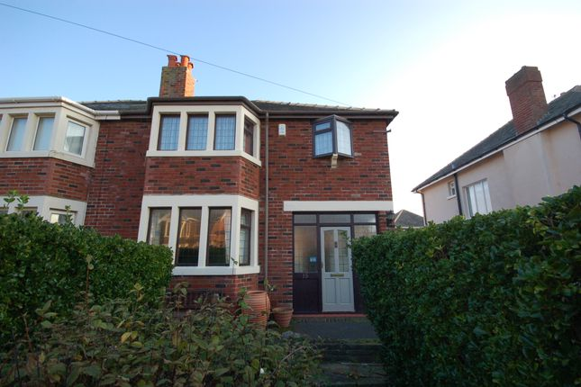 Thumbnail Semi-detached house for sale in Bentinck Avenue, Blackpool