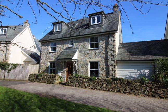 Thumbnail Detached house for sale in Eider Walk, Hayle