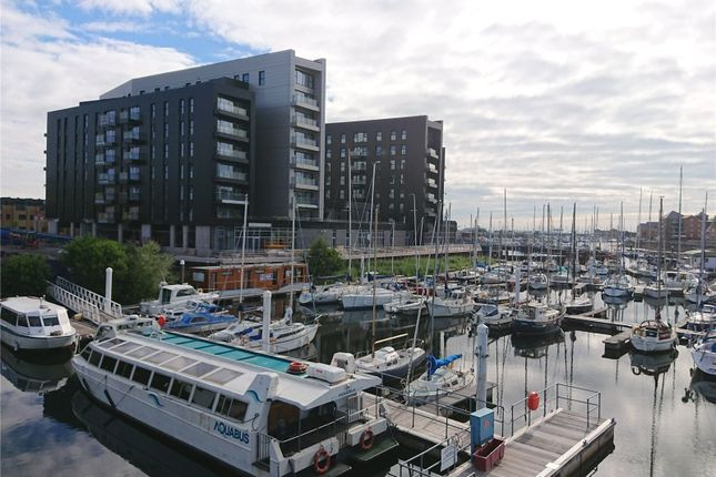 Thumbnail Flat for sale in Bayscape, Watkiss Way, Cardiff