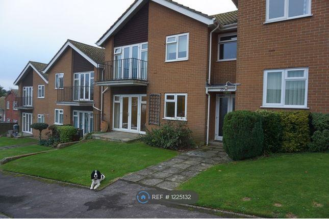 Thumbnail Flat to rent in Park Road, Bridport