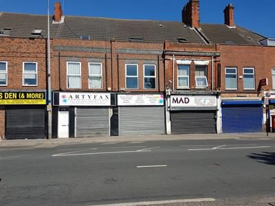 Thumbnail Retail premises for sale in 174/176 Beverley Road, Hull, East Yorkshire