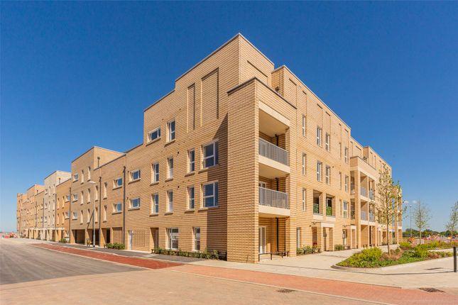 Thumbnail Flat for sale in Darwin Green, Huntingdon Road, Cambridge