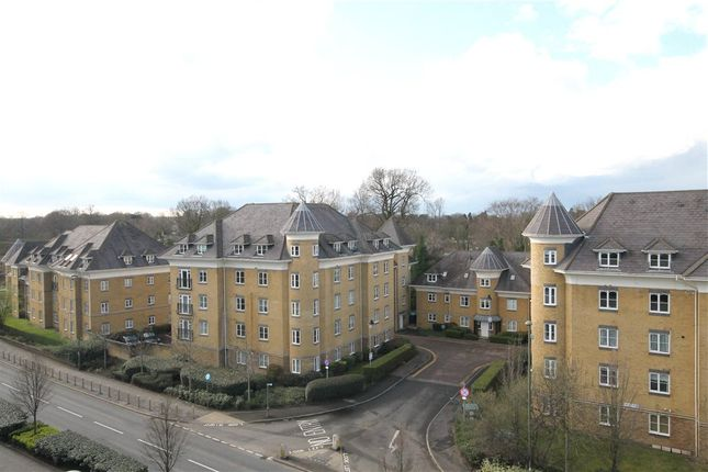 Thumbnail Flat for sale in Century Court, Woking, Surrey