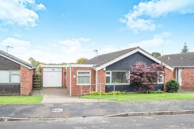 Thumbnail Detached bungalow for sale in Giffard Way, Warwick