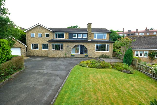 Thumbnail Detached house for sale in Stumperlowe Park Road, Fulwood, Sheffield