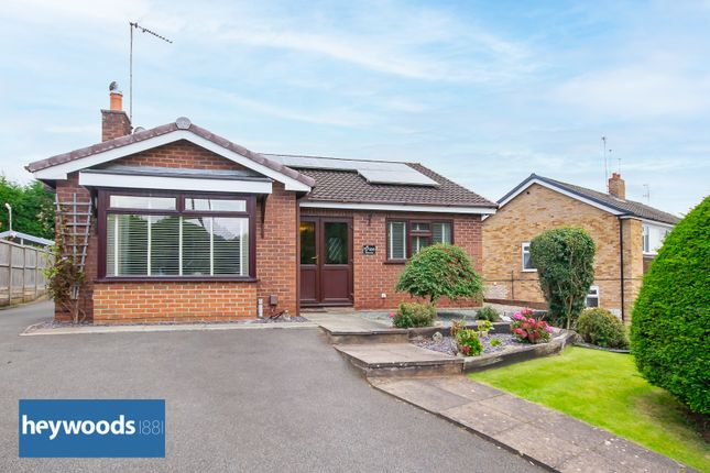 Thumbnail Detached bungalow for sale in Stone Road, Trentham, Stoke-On-Trent