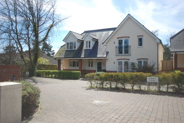 Thumbnail Flat to rent in Harvey Court, 333 New Road, Ferndown