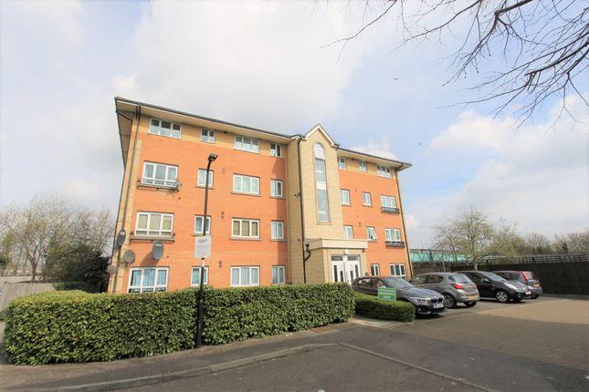 Thumbnail Flat to rent in Hudson Way, London