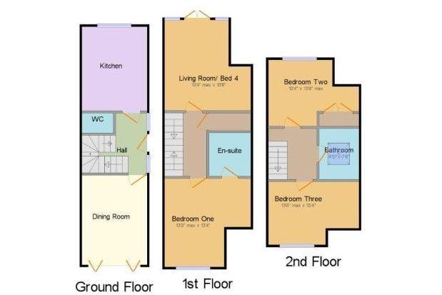 Thumbnail Property to rent in Half Yoke, Farleigh Lane, Maidstone