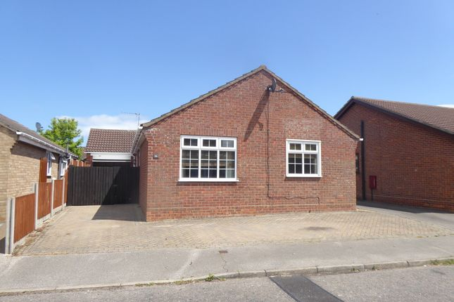 Thumbnail Detached bungalow to rent in Hobart Way, Oulton, Lowestoft