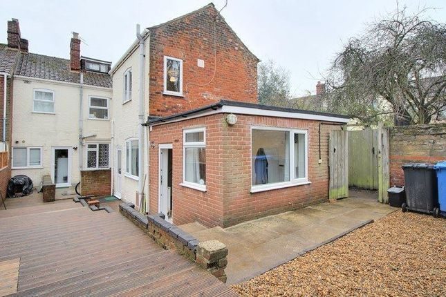 Thumbnail Flat to rent in Eade Road, Norwich