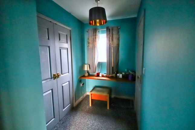 Dressing Area of Woodland Drive, Rocester, Uttoxeter ST14