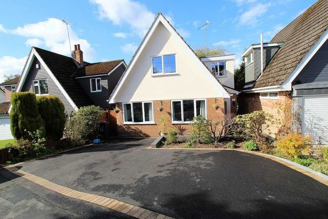 5 bed detached house for sale in Hampshire Close, Endon, Stoke On Trent ST9