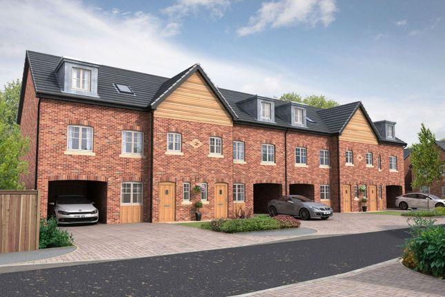 Thumbnail Mews house for sale in Hoghton Lane, Higher Walton, Preston