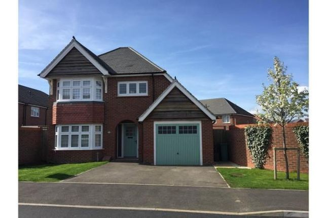 Thumbnail Detached house for sale in Royal Drive, Countesthorpe, Leicester