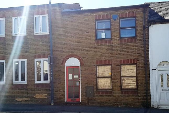 Thumbnail Office to let in County Road, Maidstone, Kent