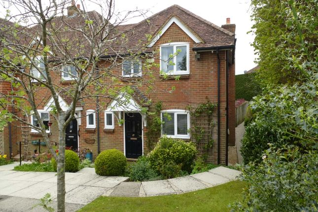 Thumbnail 3 bed end terrace house to rent in Collards Gate, Haslemere