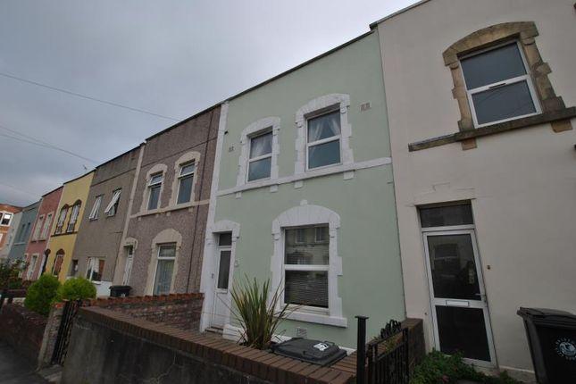 Thumbnail Terraced house to rent in Oxford Street, Totterdown, Bristo
