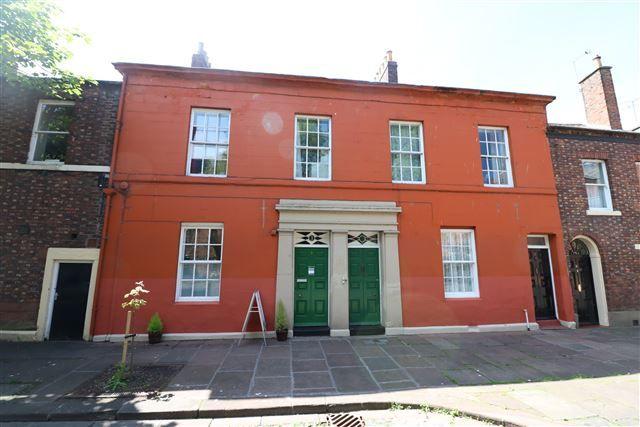 Thumbnail Flat to rent in 4 Earl Street, Carlisle, Cumbria