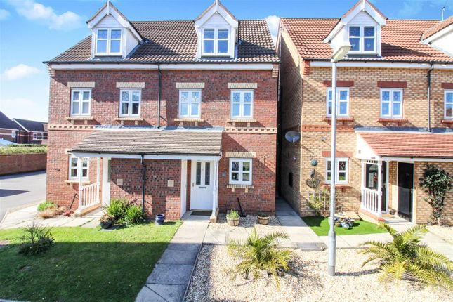 Thumbnail Semi-detached house for sale in Randall Garth, Driffield