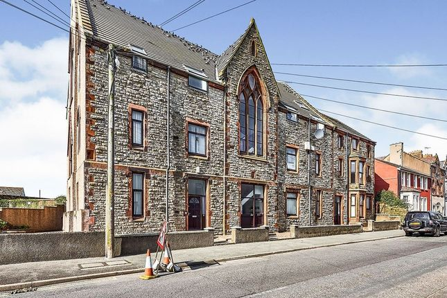 Thumbnail Flat to rent in Church Road, Harrington, Workington