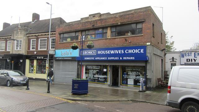 Thumbnail Retail premises for sale in 107 - 111 High Street, Rushden, Northamptonshire