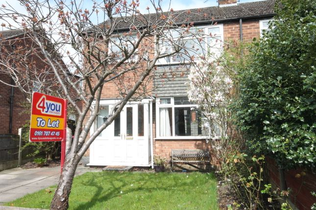Thumbnail Semi-detached house to rent in Oakville Drive, Salford