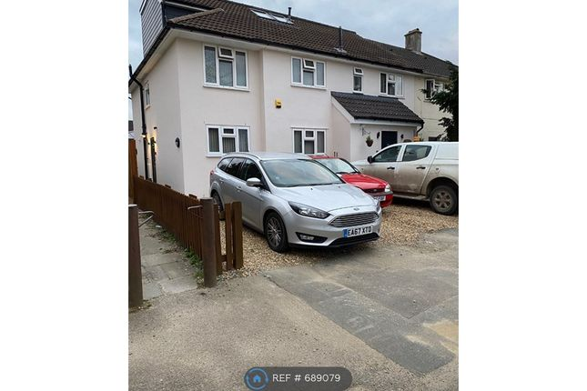 Thumbnail Semi-detached house to rent in Dudley Road, Cambridge