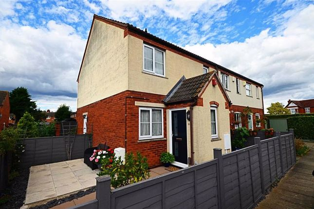 Thumbnail End terrace house for sale in Vervain Close, Churchdown, Gloucester