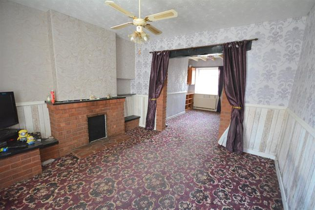 Living Room of Redworth Road, Shildon DL4