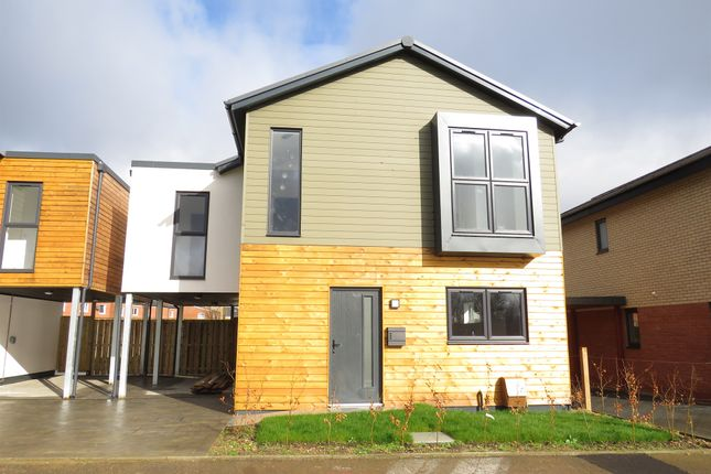 Thumbnail Detached house for sale in Forrest Drive, Hampton, Peterborough