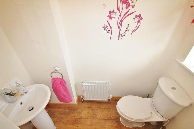 Downstairs WC of Millcroft, Brayton, Selby YO8