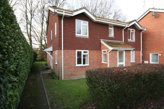 Thumbnail Flat to rent in Birch Grove, Hook, Hants