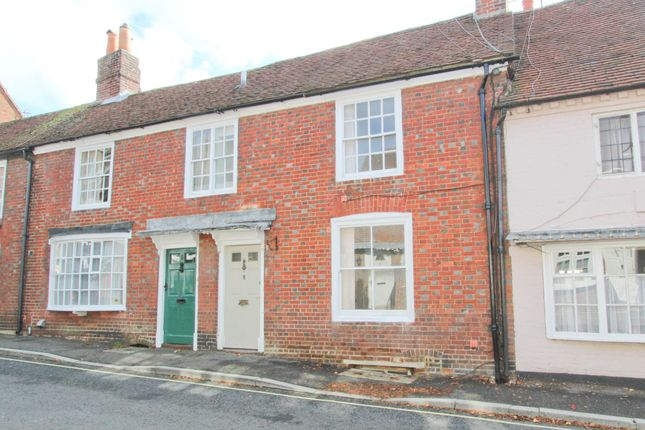 Thumbnail Terraced house to rent in Sheep Street, Petersfield