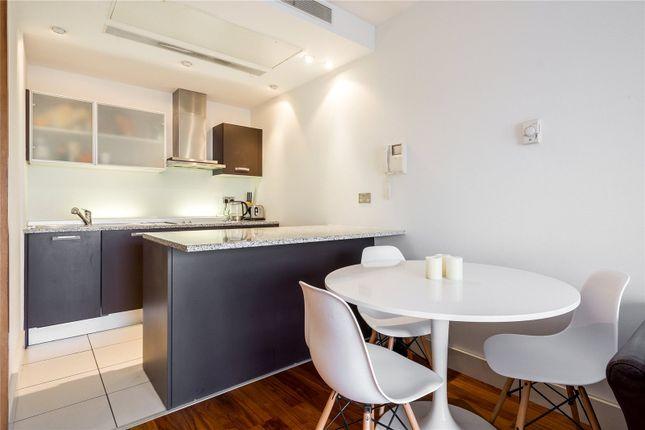 Kitchen of Balmoral Apartments, 2 Praed Street, London W2